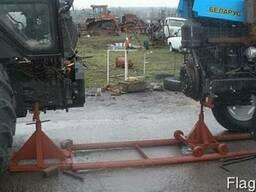 Замена сцепления трактора МТЗ