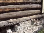 Замена венцов деревянных домов - фото 1