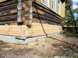 Замена венцов деревянных домов - фото 5