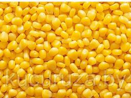 Замороженная кукуруза в зернах