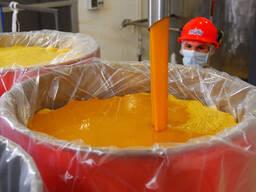 Замороженный Концентрат Сока (апельсин, лайм, лимон, ананас)