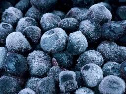 Замороженные ягоды, овощи, фрукты