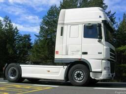Запчасти к DAF XF, 2005 г.в., 12600 дизель