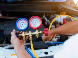 Заправка и ремонт автокондиционеров, рефрижераторов, с/х и спецтехники