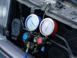 Заправка и ремонт системы кондиционирования автотракторной техники