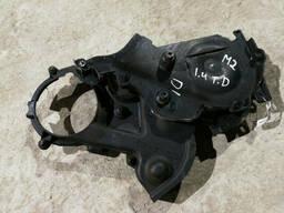 Защита (кожух) ремня ГРМ на Mazda 2 DE