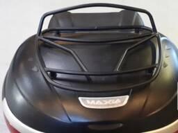 Защитные дуги, клетки и багажные системы для мотоциклов