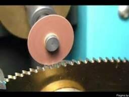 Заточка дисковых фрез по металлу
