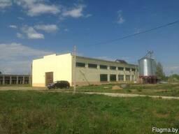 Завод по переработке Рапса\Сои\Подсолнечника