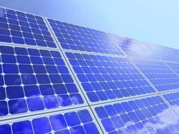 Завод по производству солнечных панелей