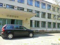 Здание бывшей школы