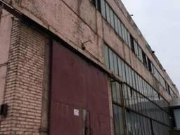 Здание (цех металлоконструкций)