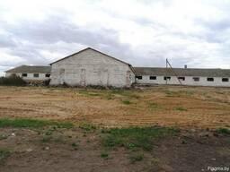 Здание сельскохозяйственного назначения