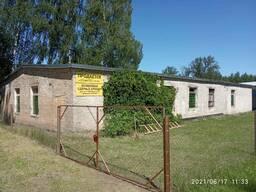 Здание в д. Минойты, Лидский р-н