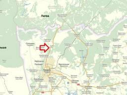 Земельный участок 5 га пром.назначения в 5 км от Гродно