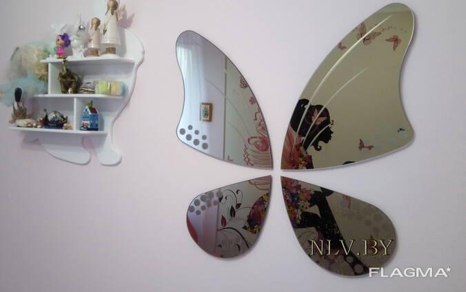 Зеркала и композиции на их основе