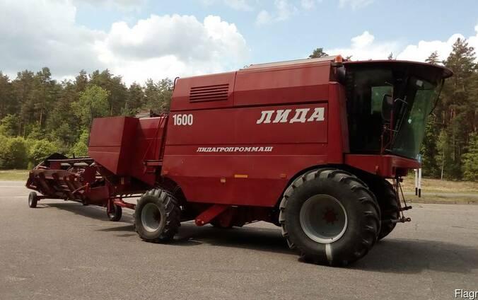 Зерноуборочный комбайн Лида-1300,Лида-1600,Claas,Bizon