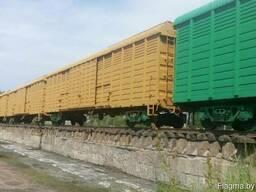 Железнодорожный тупик (перевалка) в г. Гомеле