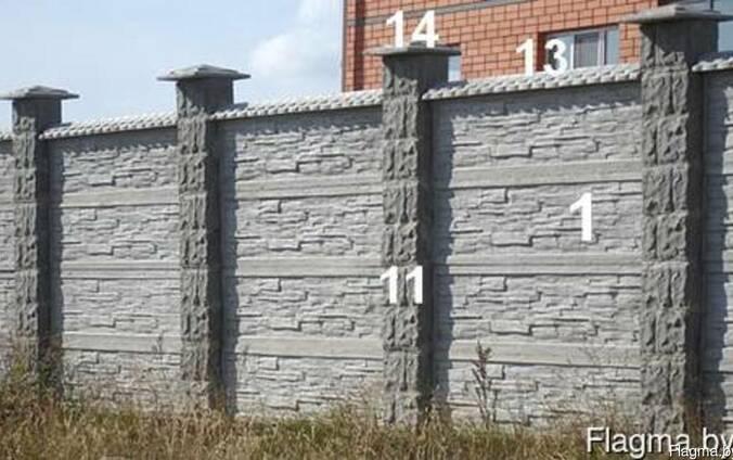 Цены железобетонный забор гомель узлы покрытий ребристыми плитами