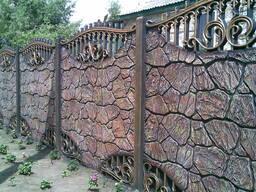 Железобетонный забор в Гомеле