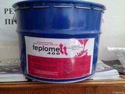 Жидкая высокотемпературная теплоизоляция Teplomett 400