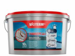 Жидкий теплоизолятор Vioterm. 1 мм= 5 см минваты