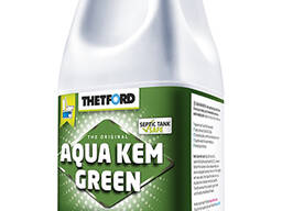 Биотуалет Жидкость для биотуалета AQUA KEM GREEN 1, 5л.