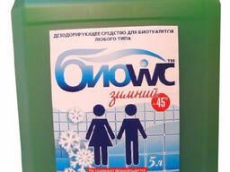 Жидкость для биотуалета «БИО wc люкс» (концентрат) 5л