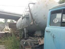 ЗИЛ-130 цементовоз