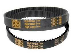 Зубчатый ремень HTD 207-3M-9 для шредера