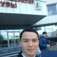 Ахмедов Элёрбек Боходир угли